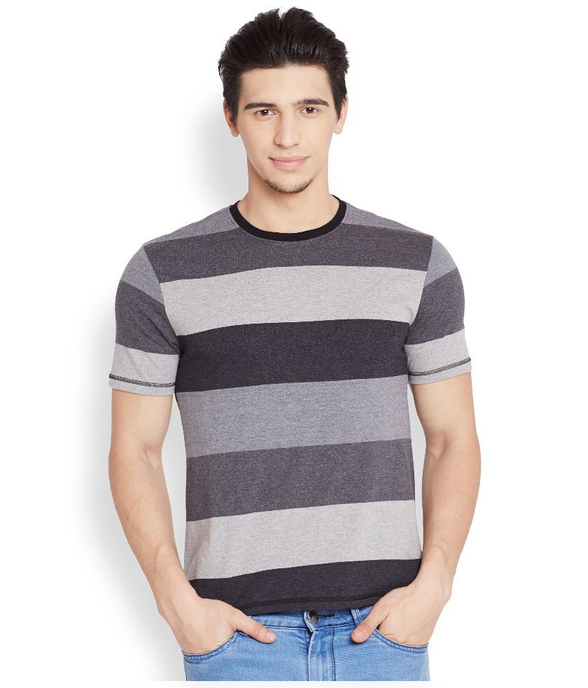 Henry and Smith Grey Round T Shirt