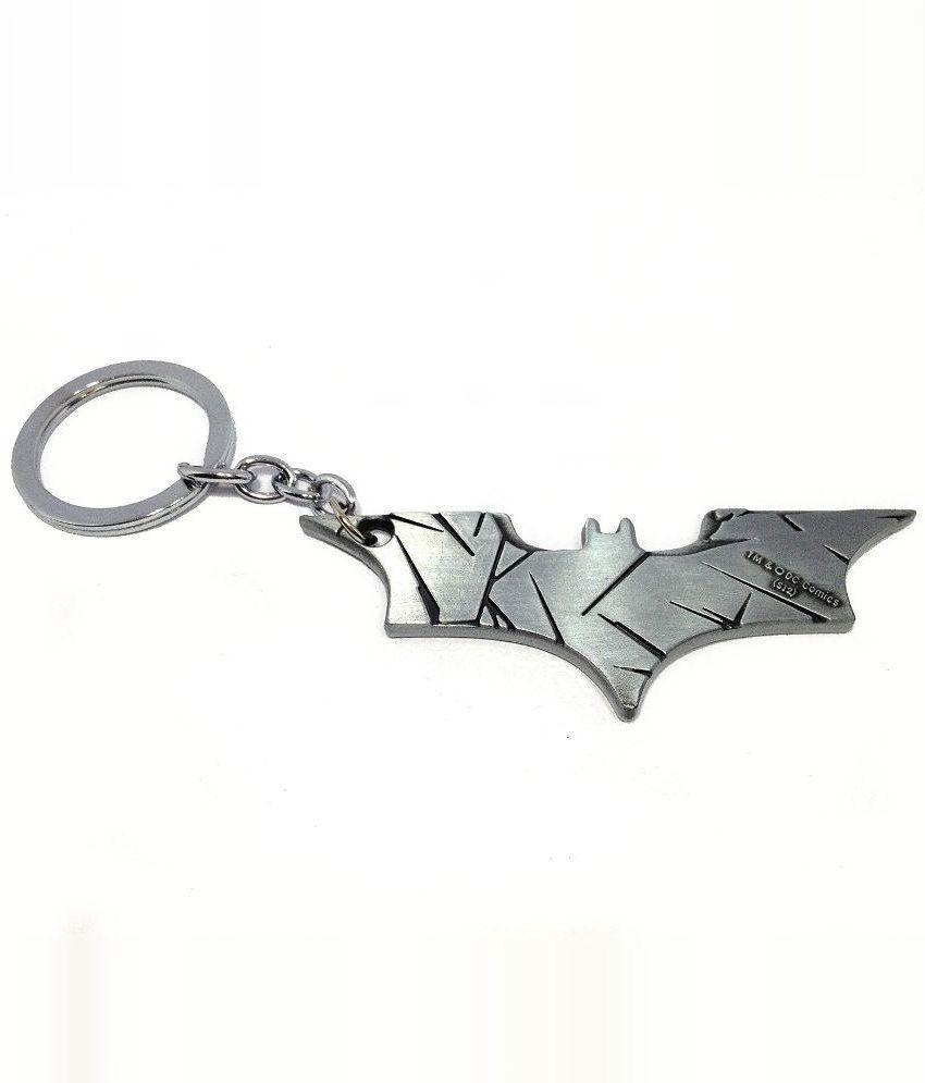 Optimus Traders Batman Wings 3d Metal Keychain for Men