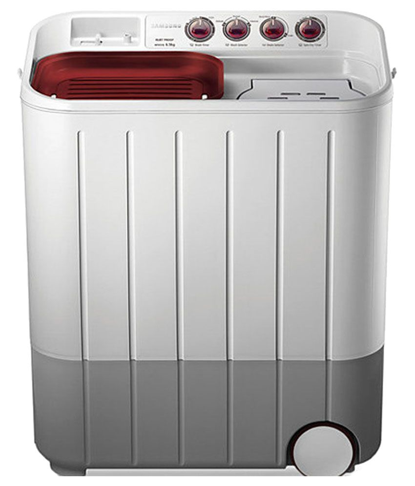 Samsung WT657QPNDPGXTL Semi Automatic Top Load Washing Machine