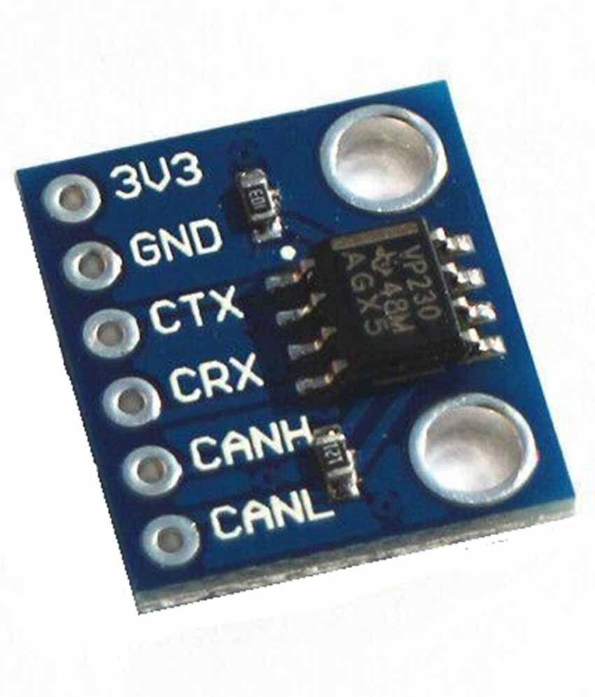 Xcluma Sn65hvd230 Can Bus Transceiver Communication Module Arduino