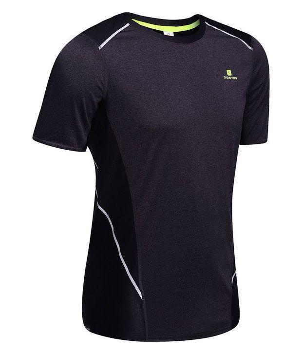 DOMYOS Breathe Booster Men's Cardio T-Shirt