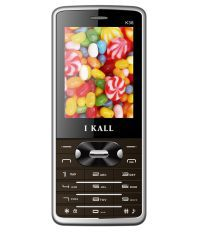 I KALL DUAL SIM 2.4 inch FEATURE PHONE K36-Brown