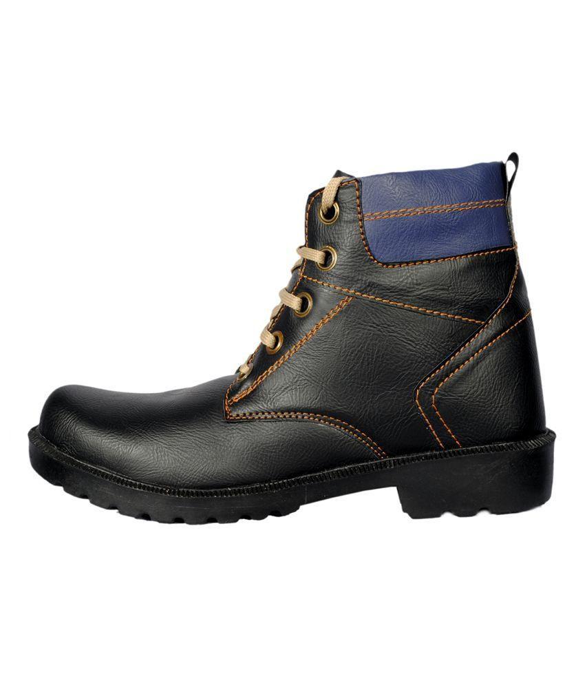 Demoda Black Boots