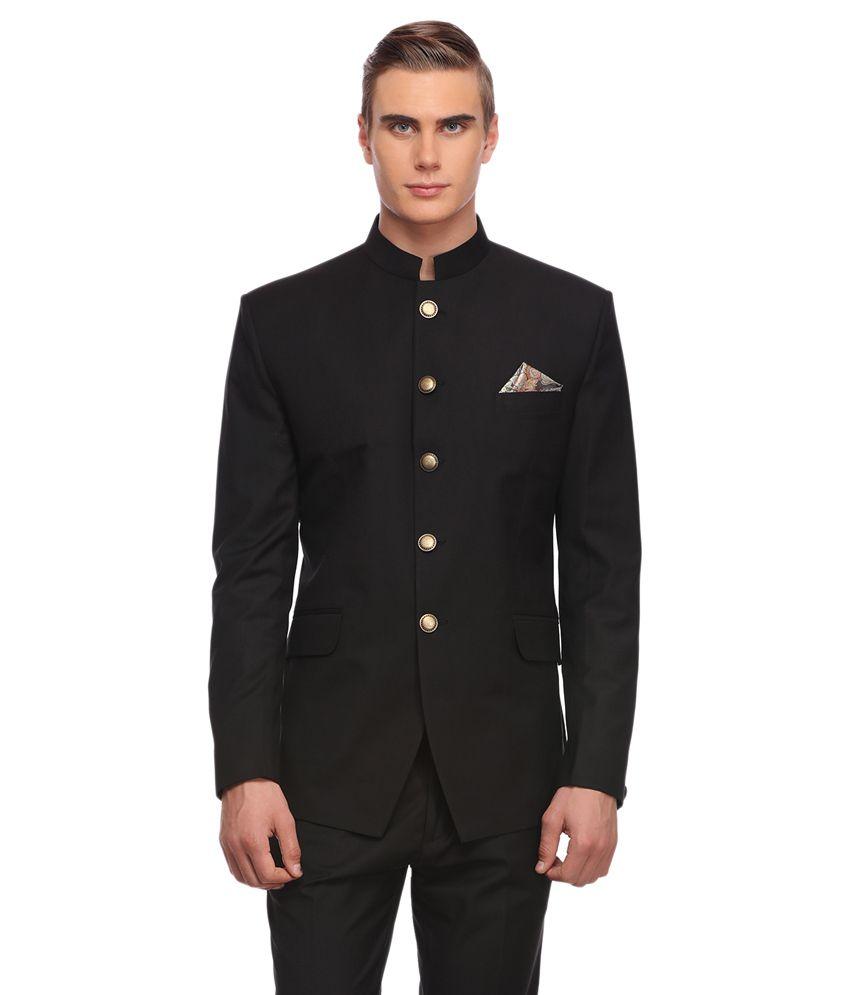 Luxurazi Black Party Suits