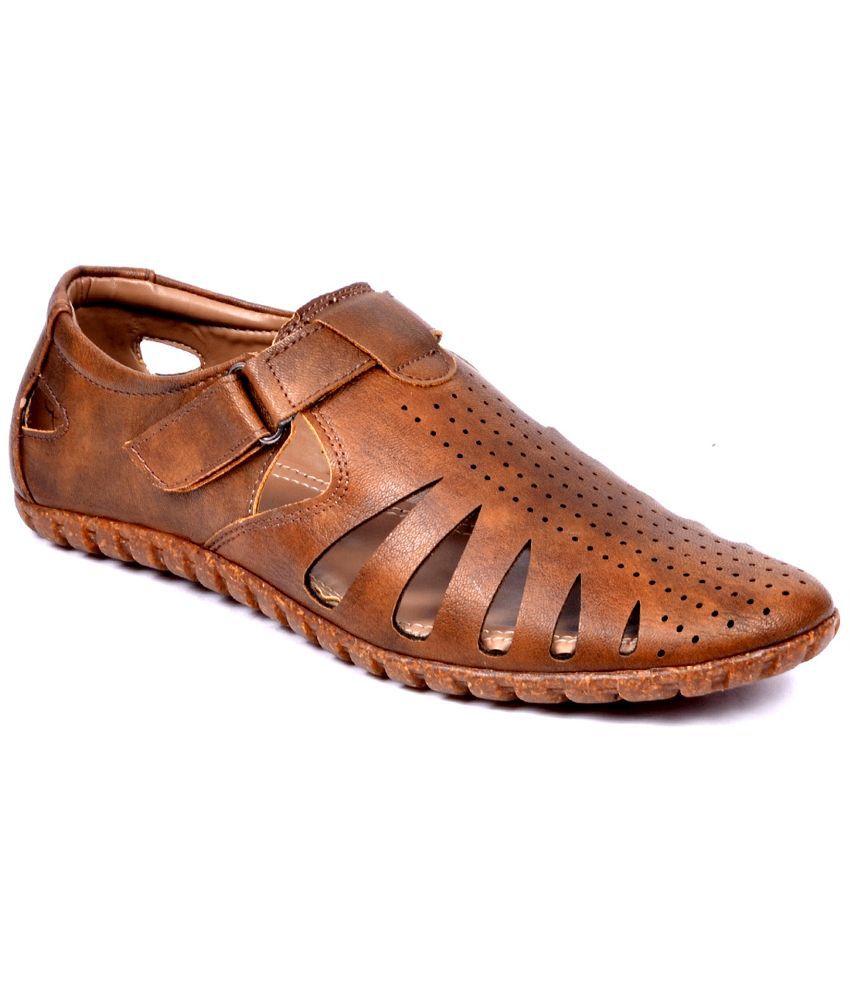 aa9d8730265b Peponi Beige Sandals Price in India- Buy Peponi Beige Sandals Online ...