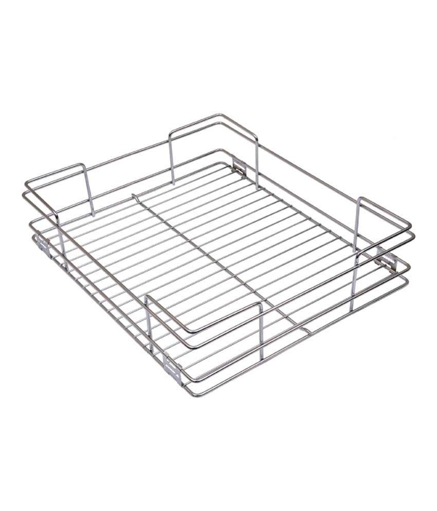 Kitchen Basket Buy Alex Plain Kitchen Basket 18 X 20 X 4 Inches Online At Low