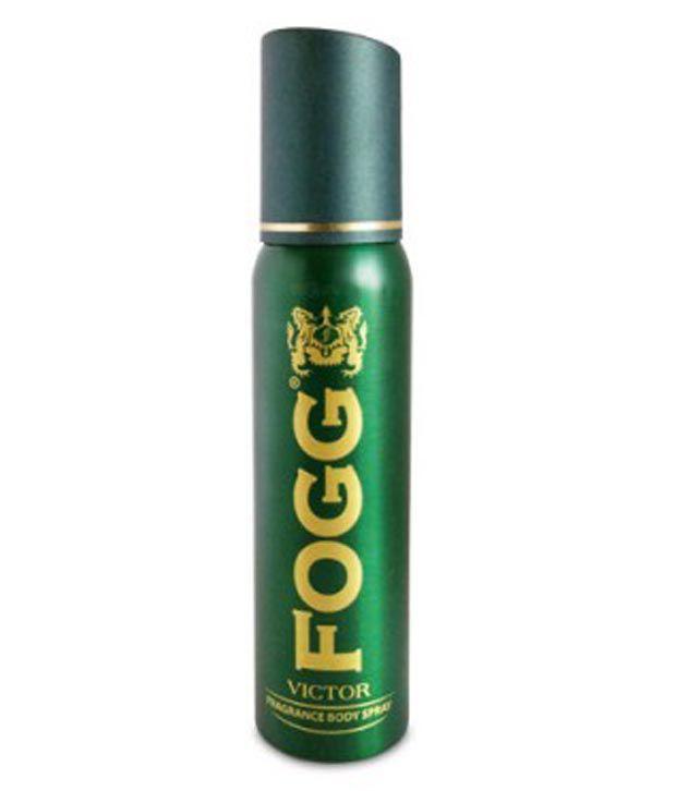 Fogg Victor Fragrance Body Spray For Men  120 Ml