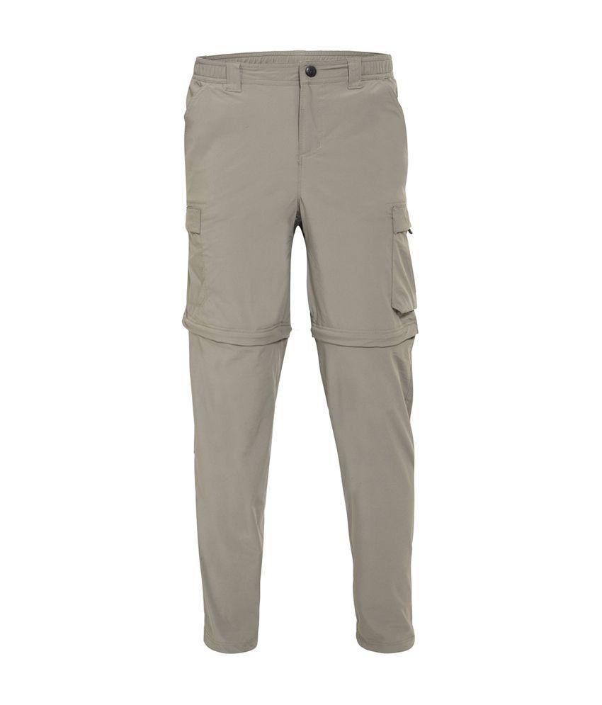 Wildcraft Women's Convertible Pant - Grey