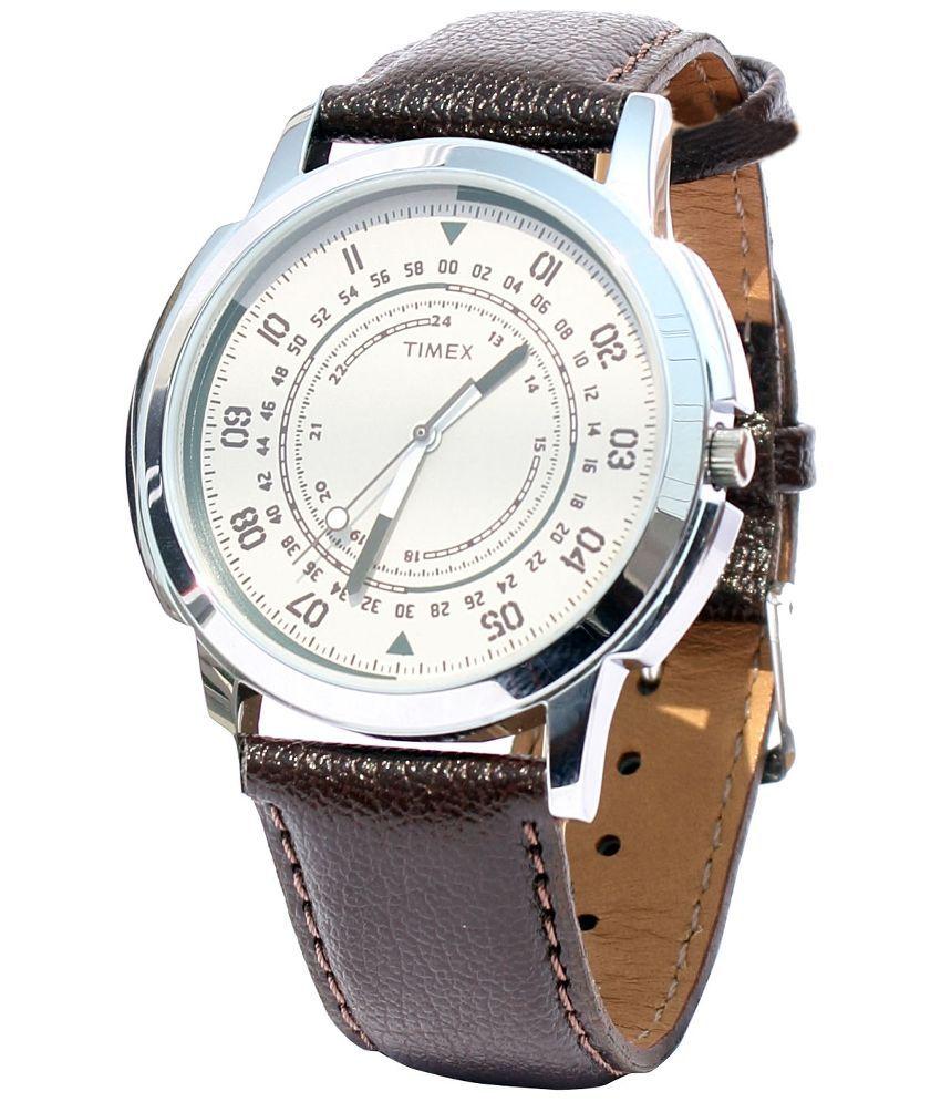 Timex Brown Analog Men Watch
