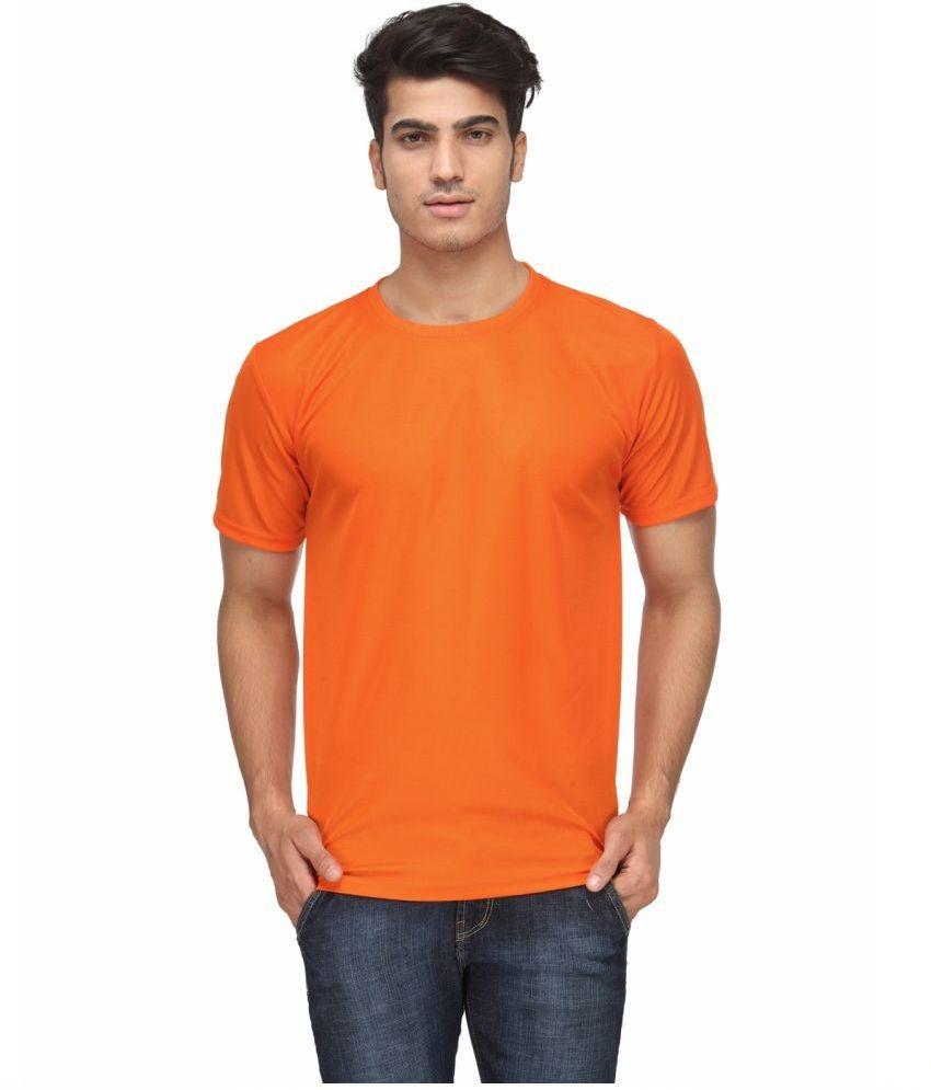 Funky Guys Orange T Shirts
