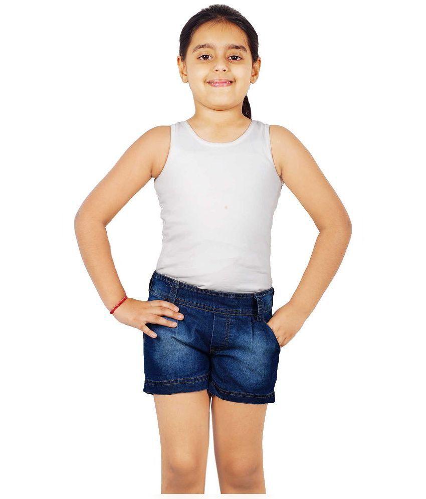 Naughty Ninos Blue Denim Shorts