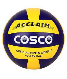 Cosco Multicolour Acclaim Volleyball - Size-4