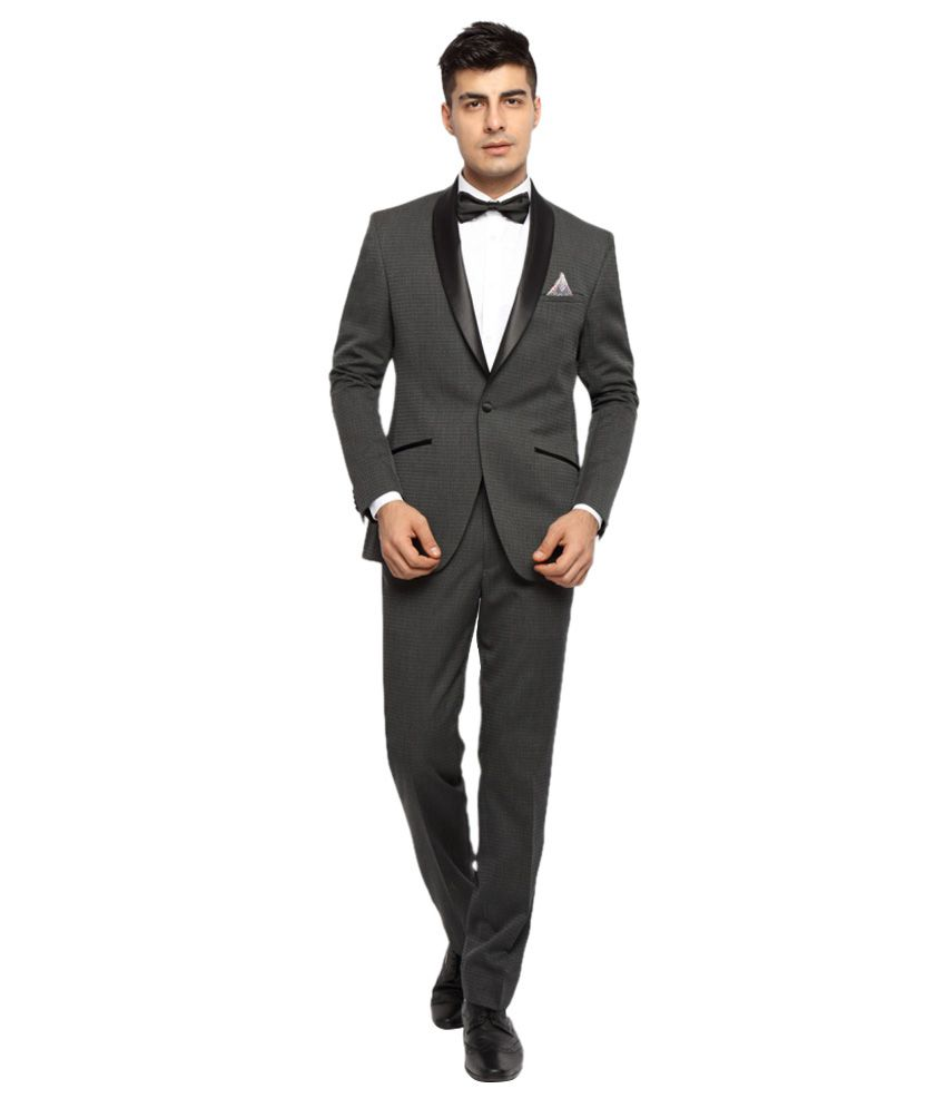 SUITLTD Grey Party Suits