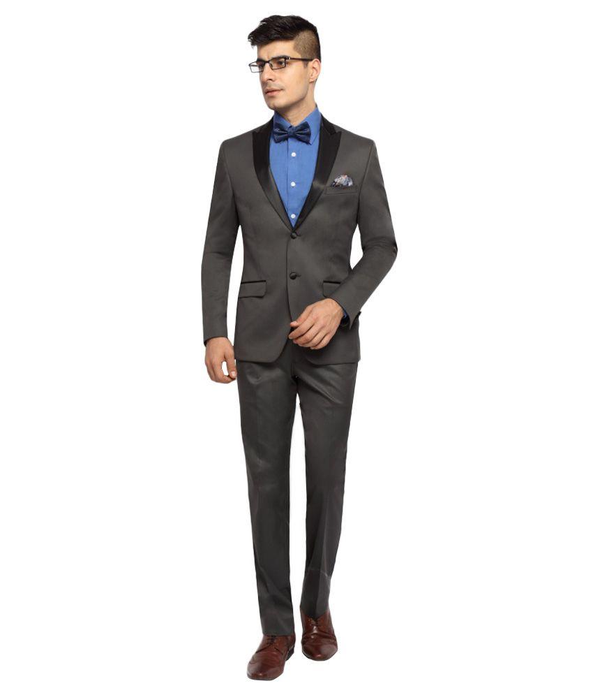 SUITLTD Grey Party Suits