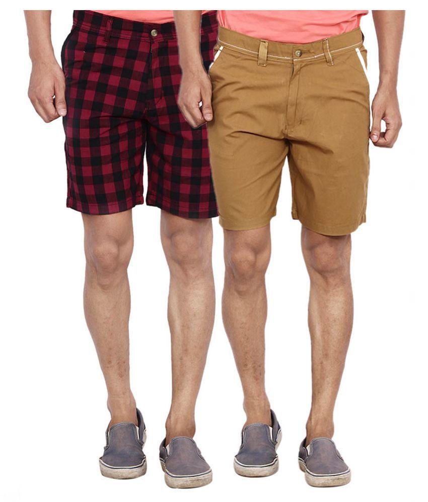Calloway Multicolor Shorts