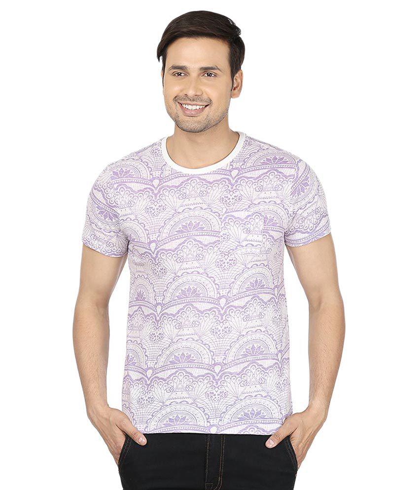 Ruse Multi Round T Shirt