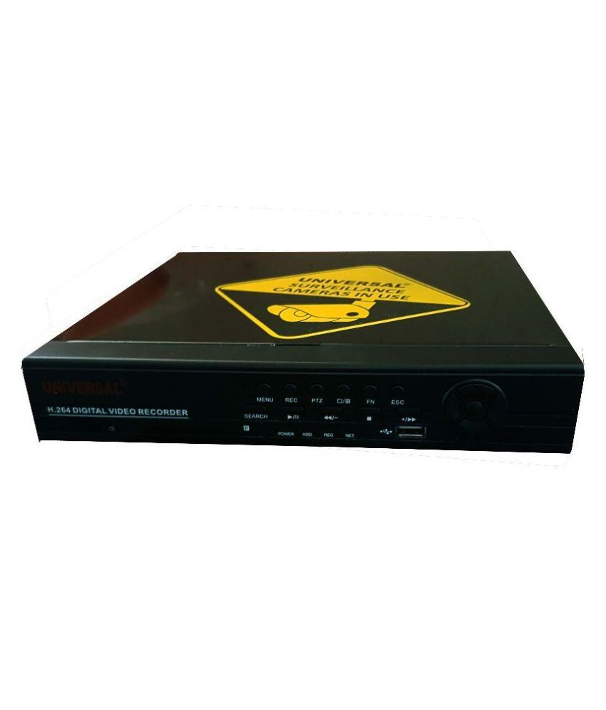 Universal 8004 8-Channel Dvr