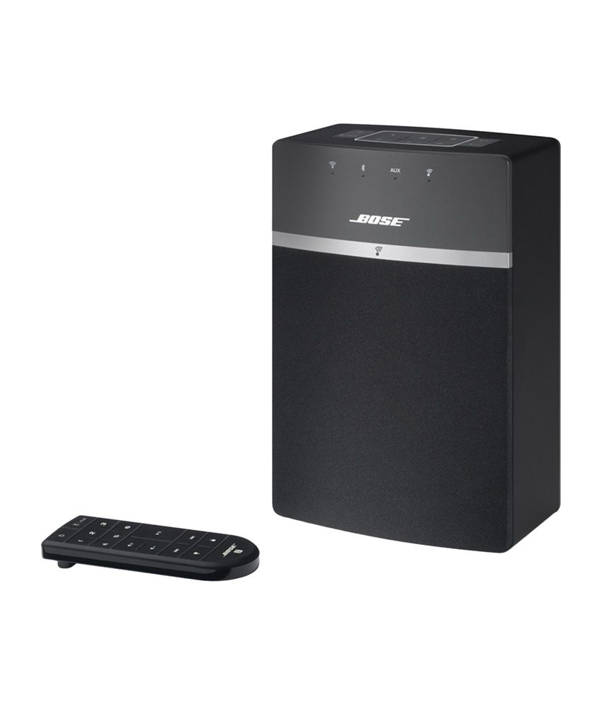 bose soundtouch 10 wireless music system black buy bose rh snapdeal com