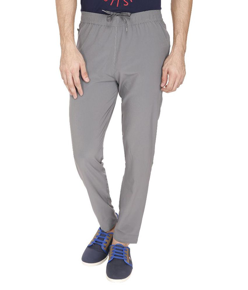Reebok Gray Trackpants