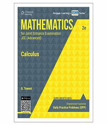 Mathematics For Joint Entrance Examination Jee advanced Calculus Paperback English 2nd Edition