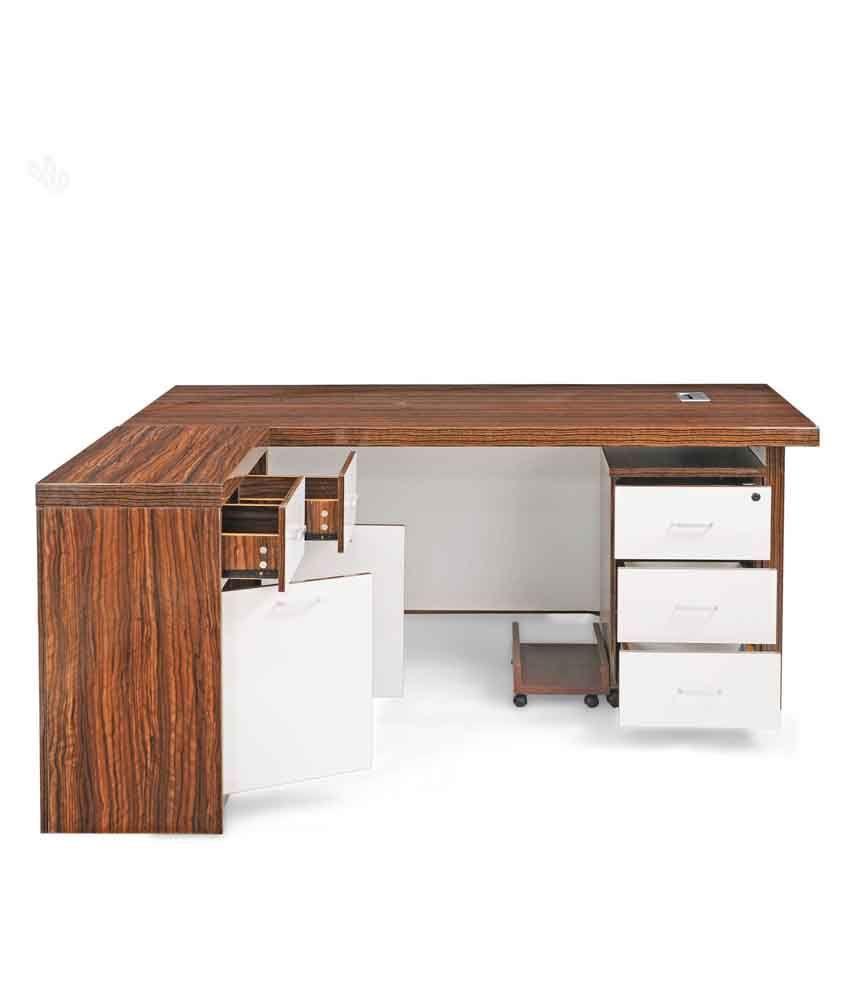 Royal Oak Larix Office Table Buy Royal Oak Larix Office Table