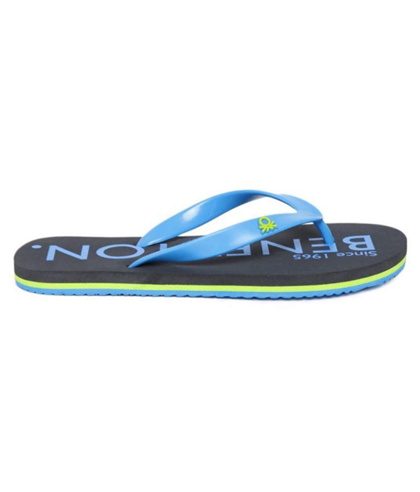 ce2c23997 UCB Blue Slippers Price in India- Buy UCB Blue Slippers Online at ...