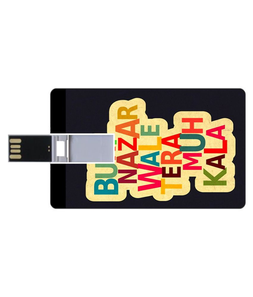 Youberry 8 GB Pen Drives Multicolour