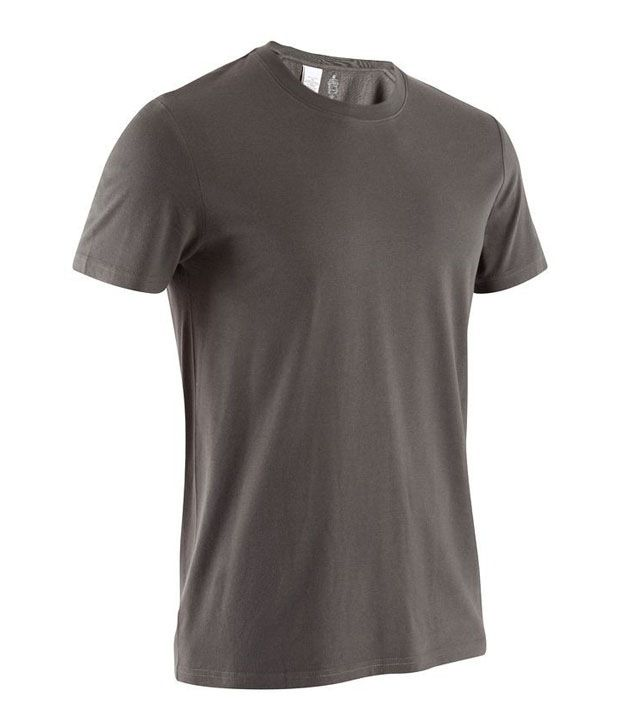 DOMYOS Athletee Men's Fitness Essential T-Shirt