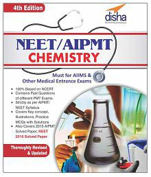 Neet/ Aipmt Chemistry Must For Aiims & Other Medical Entrance Exams Paperback English 4th Edition