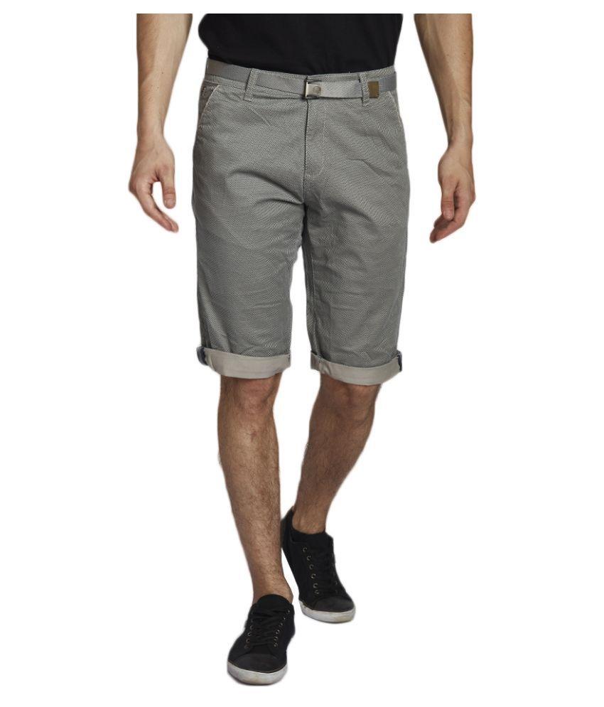 Beevee Grey Shorts