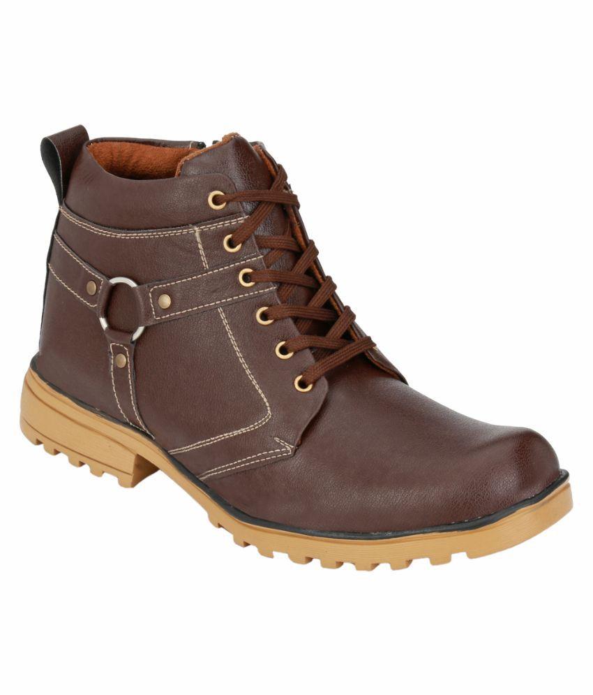 Lavista Brown Boots