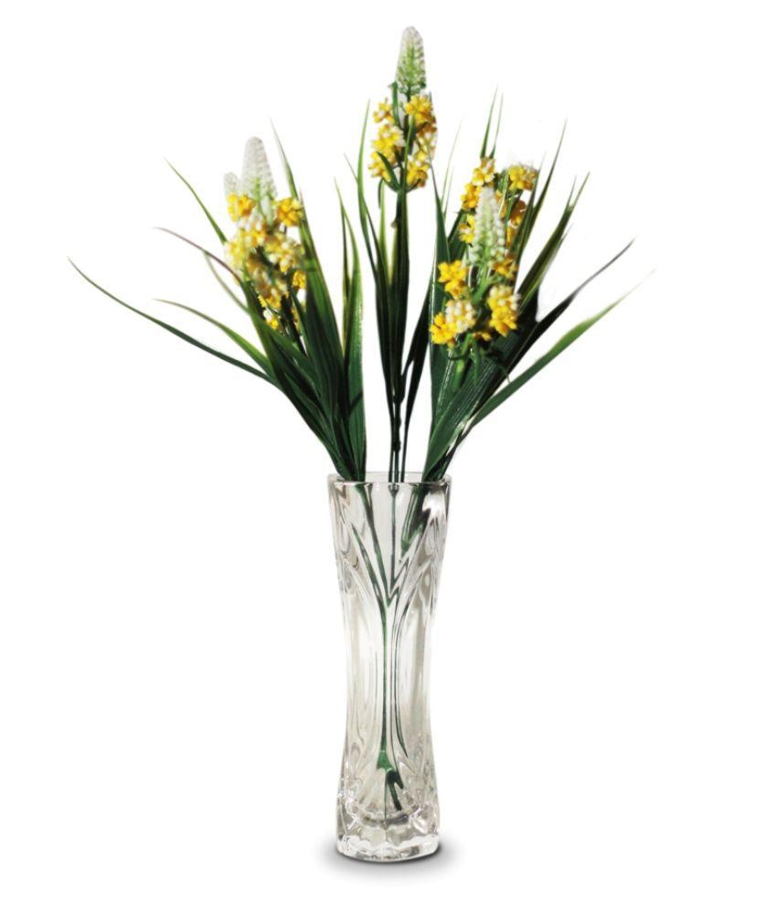 Orchard Transparent Glass Flower Vase Orchard Transparent