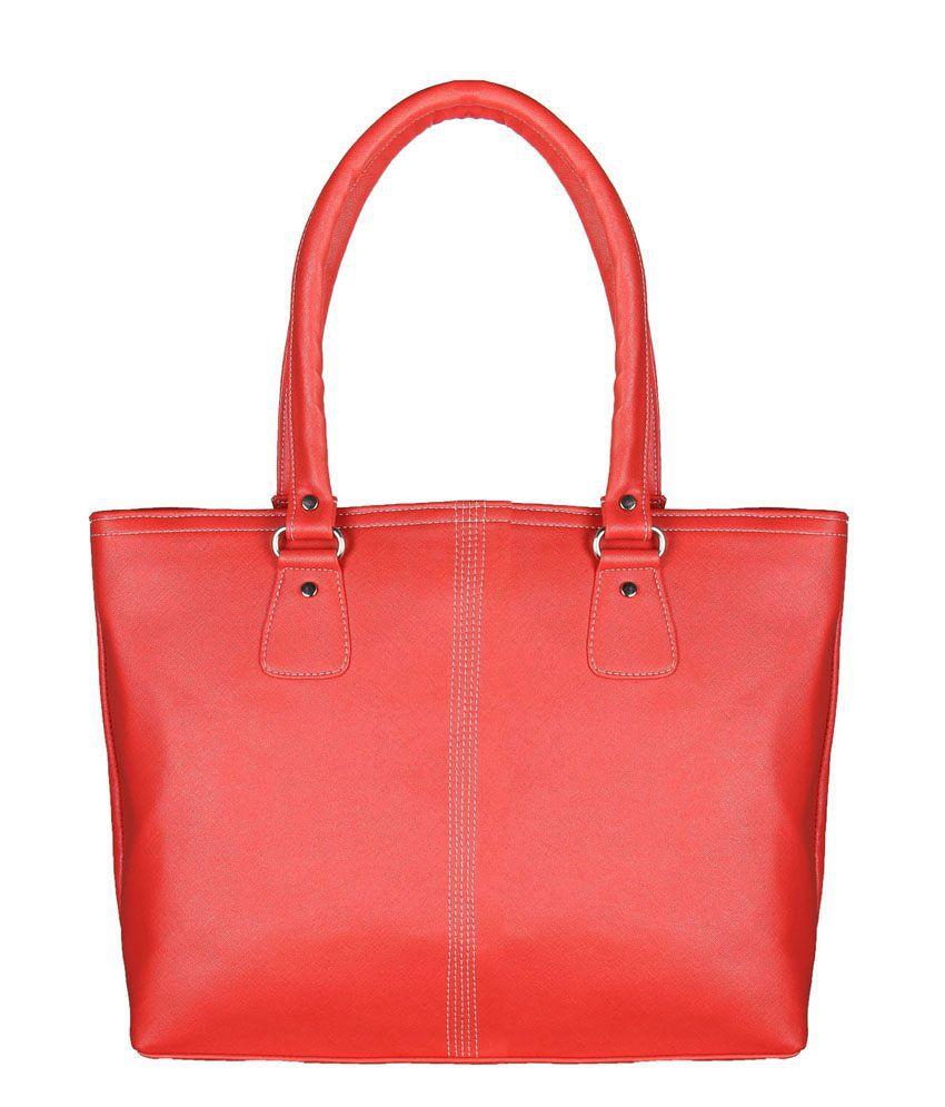 Louise Belgium Pink Zipped Shoulder Bag