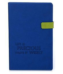 School Handwriting Exercise Books A5 - 24 Pages Blue Cover
