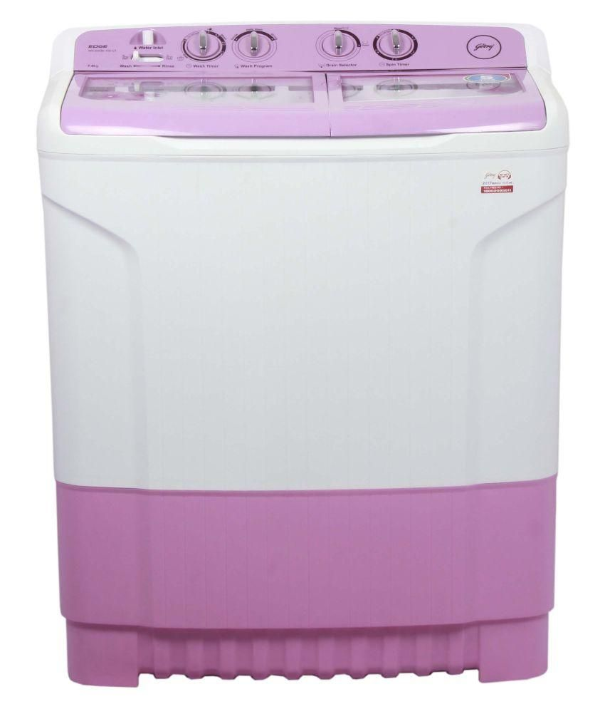 Godrej 7 WS700CT Semi Automatic Top Load Washing Machine lavender