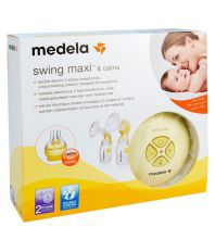 Medela Yellow Swing Maxi Breast Pump