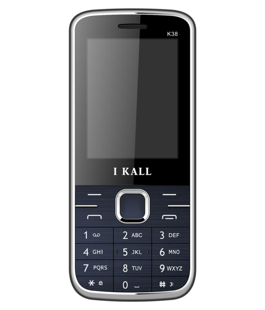 I Kall K-38 ( Below 256 MB Blue )