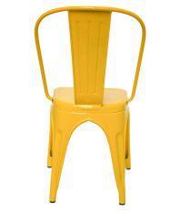 Dezaro Yellow Chair