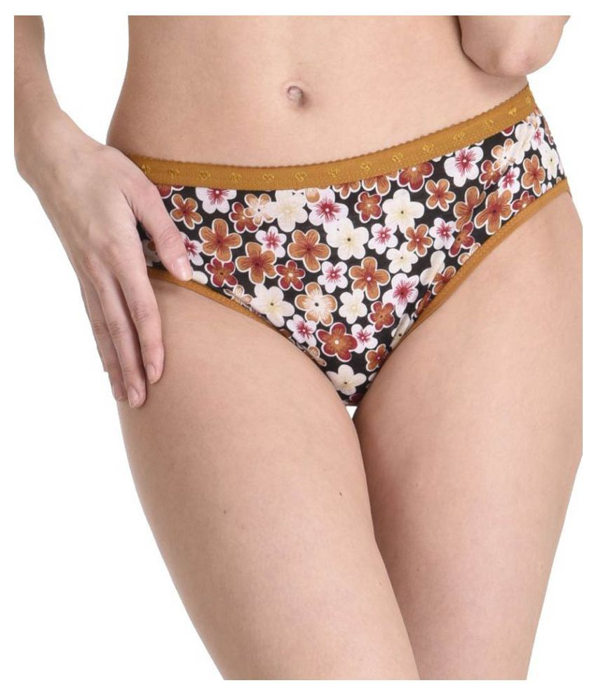 Inner Care Multicolor Cotton Panties