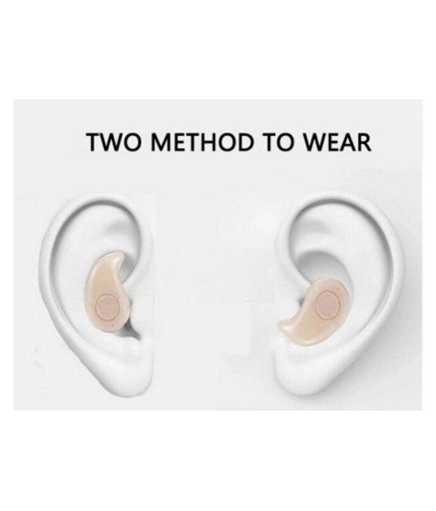 Ksj S530 In The Ear Mini V4 0 Wireless Bluetooth Headset Wtih Mic