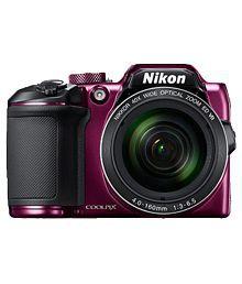 Nikon Coolpix B500 Plum 16MP Digital Camera-Pink