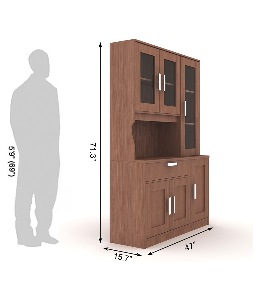 housefull zona kitchen cabinet rh snapdeal com
