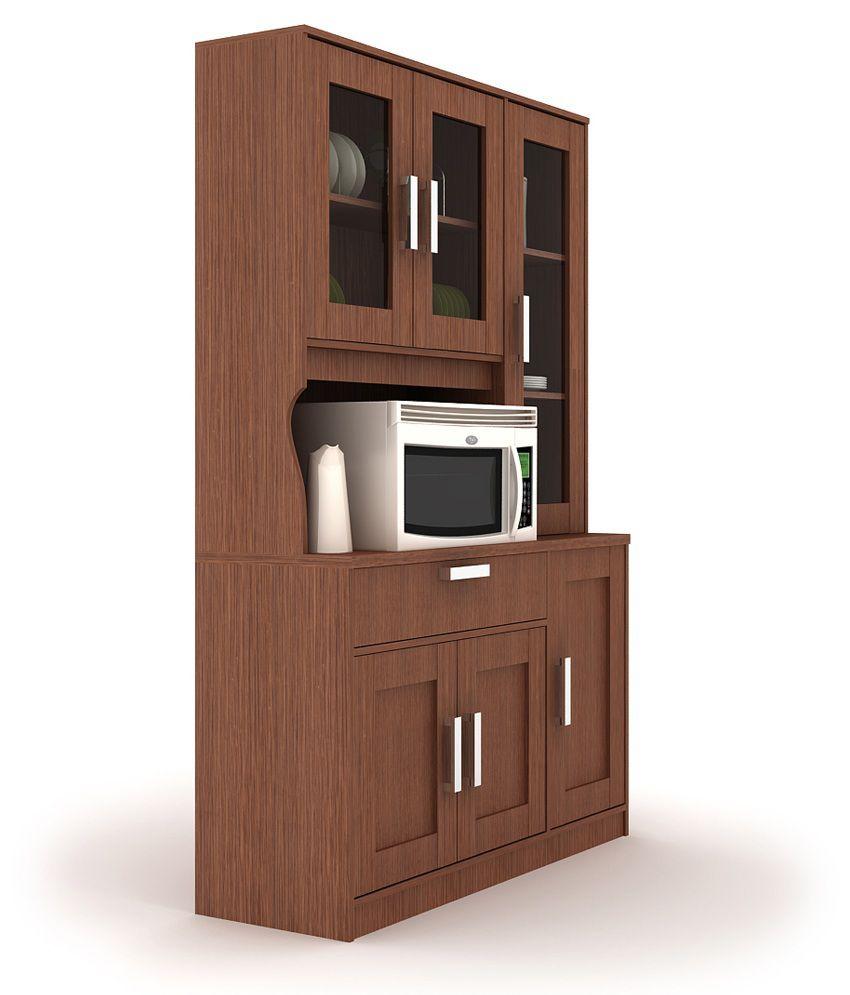 Housefull Zona Kitchen Cabinet - Buy Housefull Zona ...