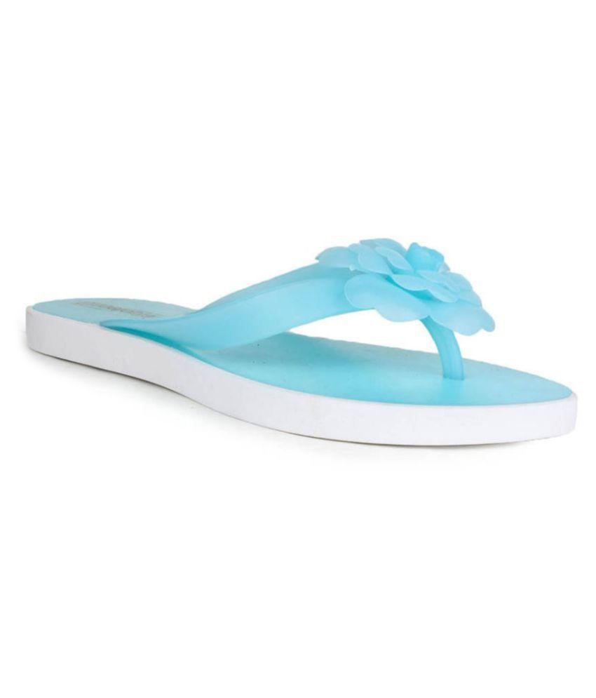 Dyoz Blue Flip Flops