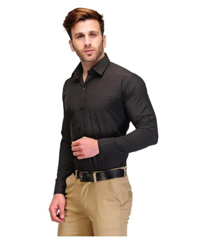 Black shirt buy artee shirt for Tuxedo shirts for men