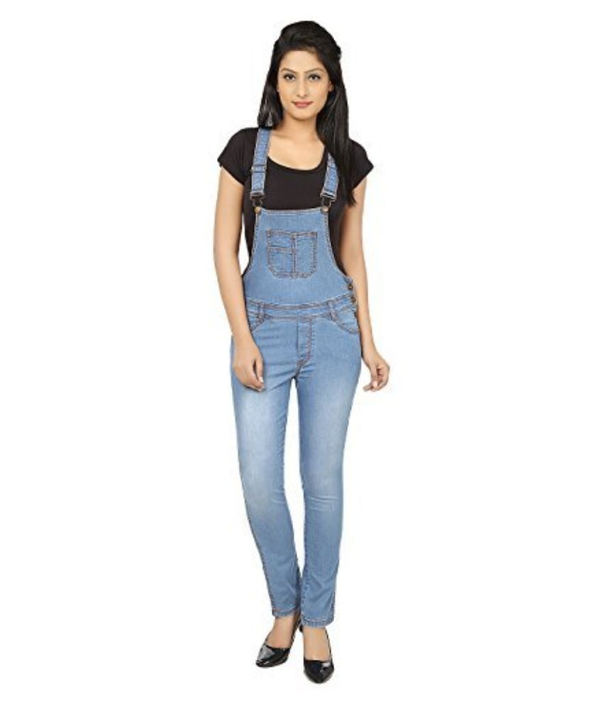 e1da552bec0a Buy 18toeightys Denim Dungarees Online at Best Prices in India - Snapdeal