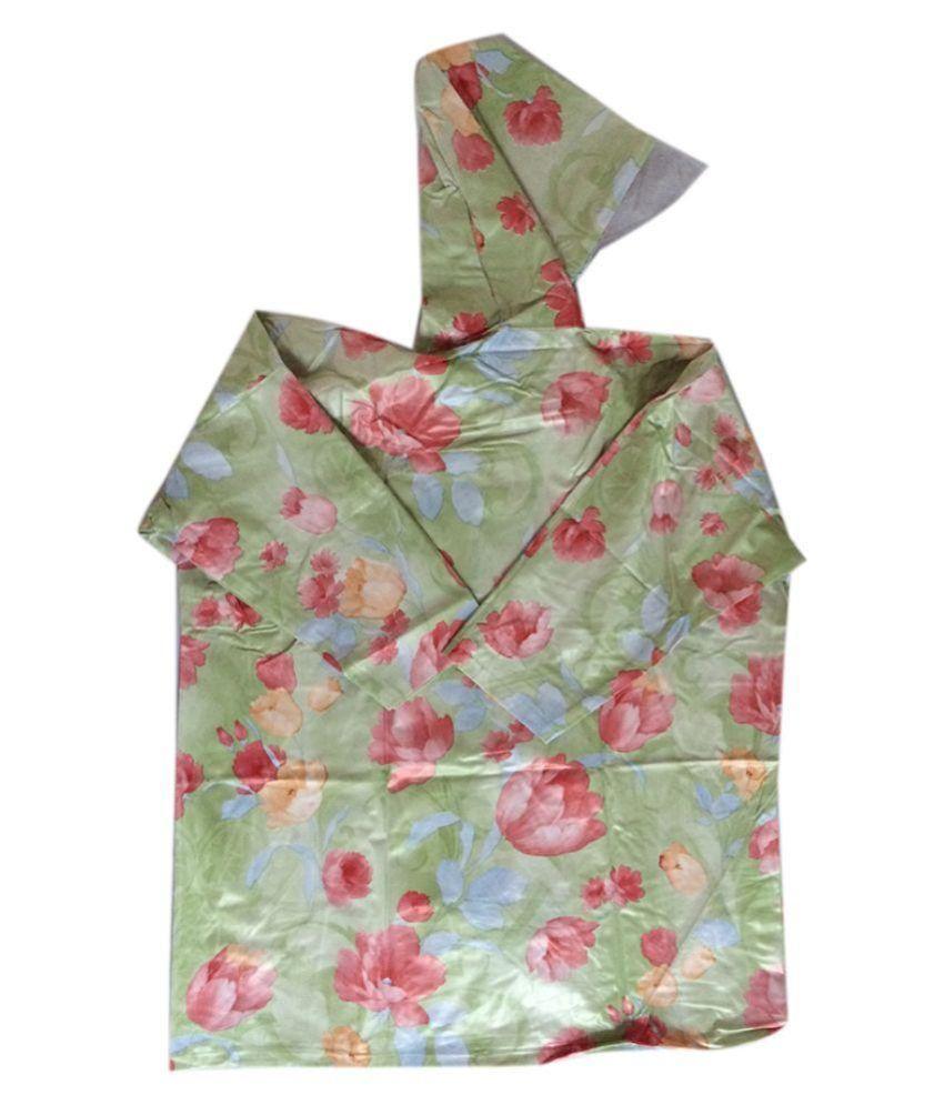 Rayhan Enterprise Multi Color Rainwear Girls Wear