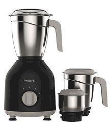 Philips P7756 Mixer Grinder Black