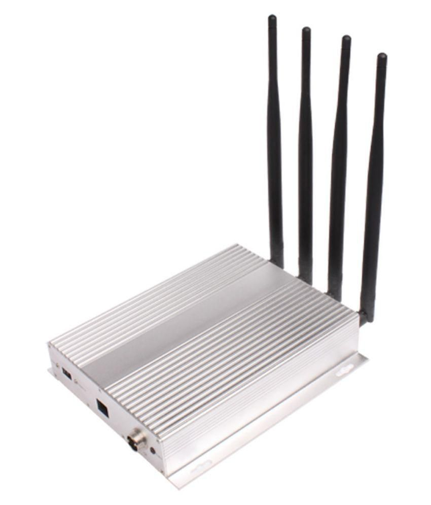 Lintratek ST-101B Mobile Cell Phone Signal Jammer 1600 3G White