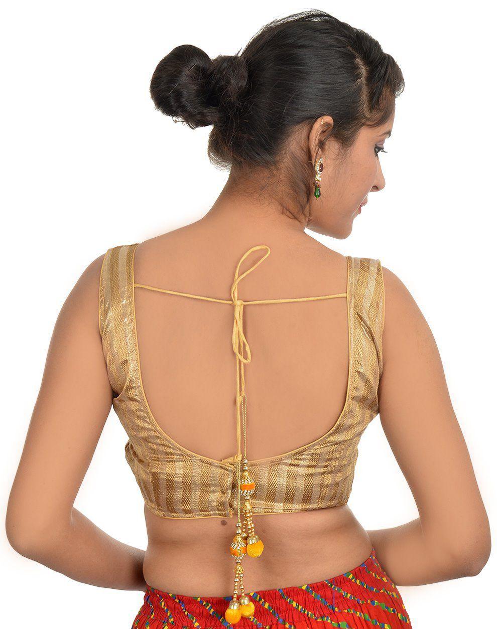 654376cc3677b5 Mozybo Golden Velvet Blouse - Buy Mozybo Golden Velvet Blouse Online ...